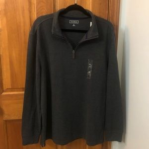 Club Room Men's Quarter-zip Sweater